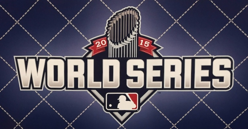 World Series logo appears courtesy of Major League Baseball Properties, Inc. All rights reserved.